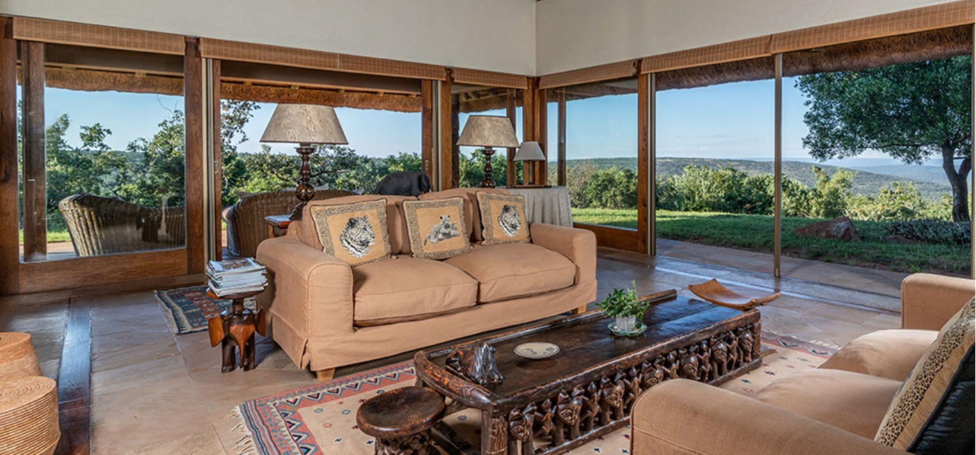 Lodge Accommodation on Alexandra's Africa Safari