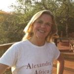 Alexandra of Alexandra's Africa Headshot