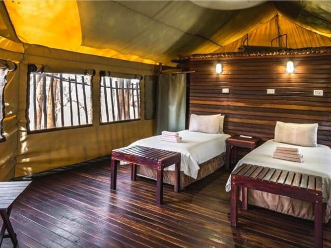 Alexandras Africa Getaway Safari Accommodation