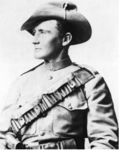"Headshot of Harry ""Breaker"" Morant"