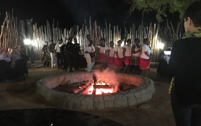 Zulu Dancing in the Waterberg