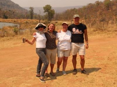 Safari Guests