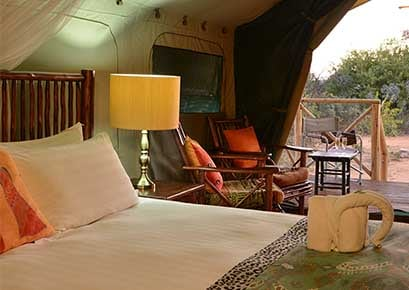 Limpopo Classic Safari Room