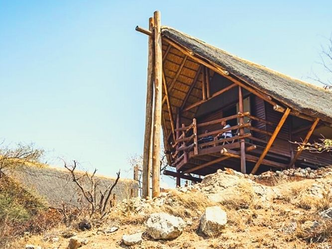 Accommodation at Mapungubwe