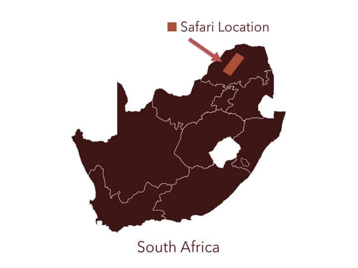 Alexandra's Africa Hosted Safari Location