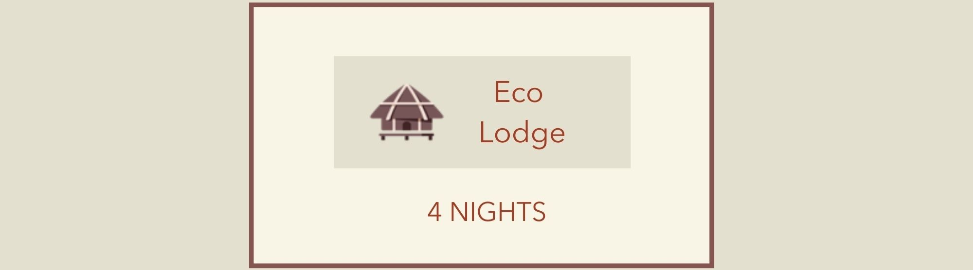 Photography Retreat 5 Day Accommodation Guide