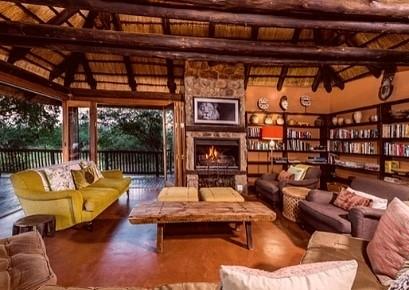 Accommodation living room