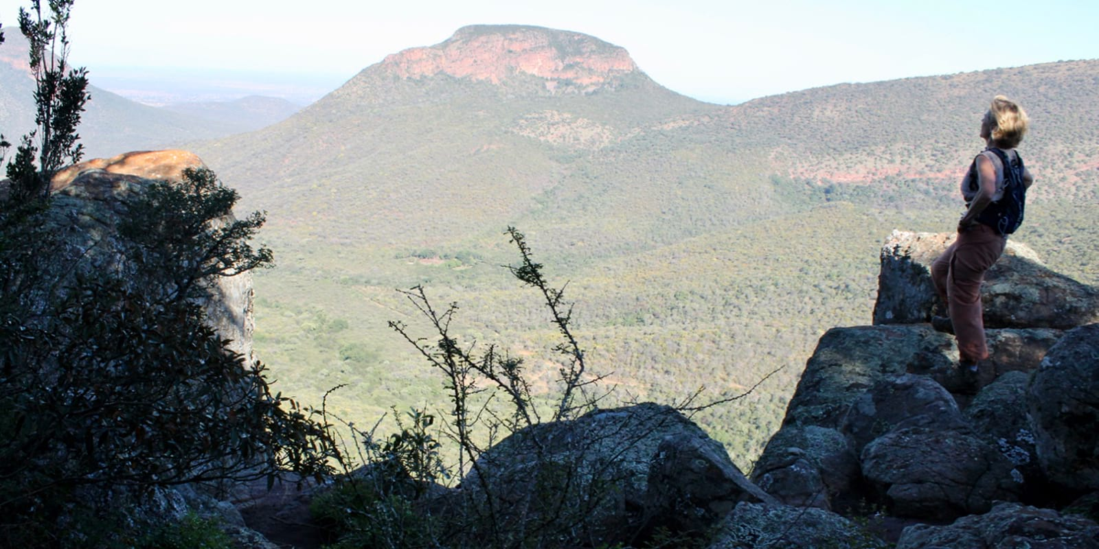 Soutpansberg Mountains
